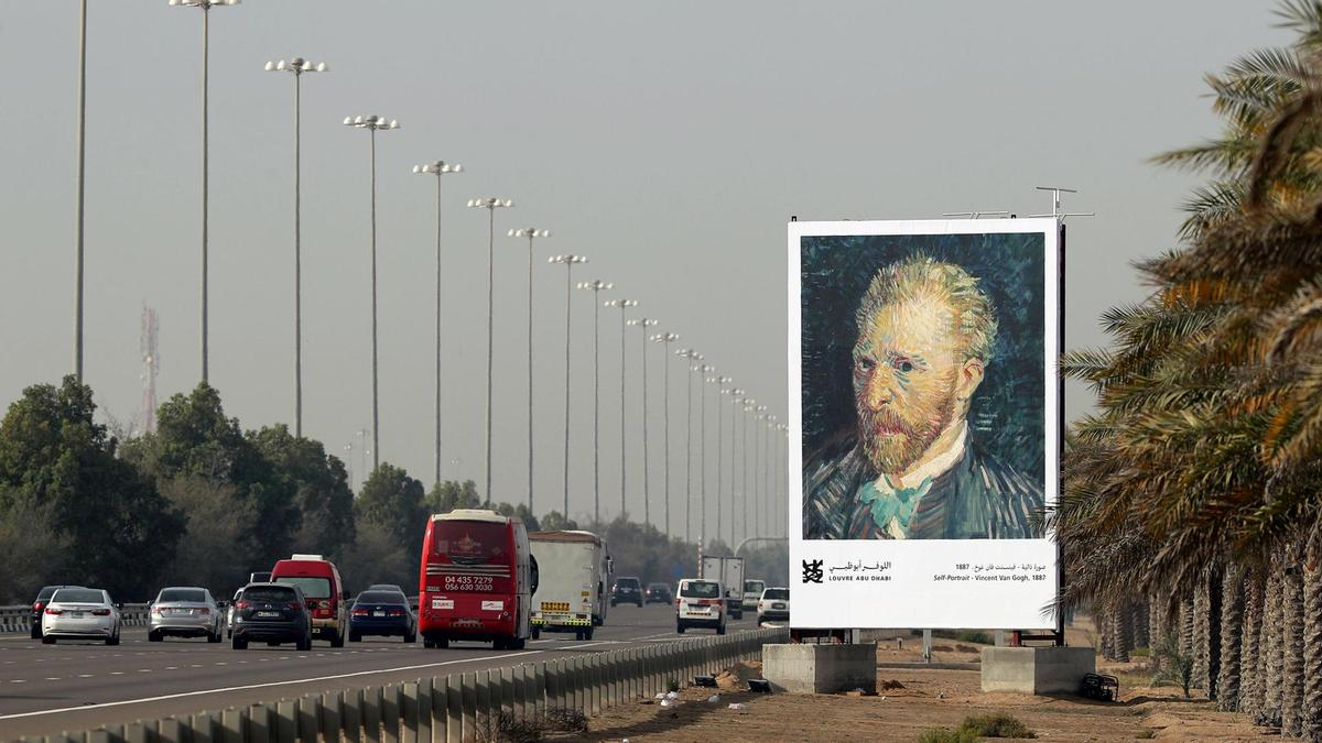 """The Louvre Abu Dhabi """"Highway Gallery"""" wins at Cannes"""